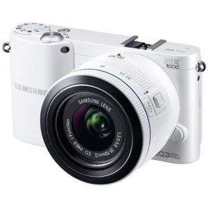 APPAREIL PHOTO RÉFLEX SAMSUNG - NX1000 White