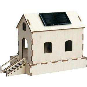 ASSEMBLAGE CONSTRUCTION Moulin à eau solaire