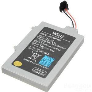 BATTERIE DE CONSOLE Batterie pour Nintendo Wii U Gamepad - 3600 mah -