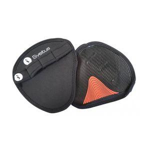 BONNET - CAGOULE Grip pads Sveltus - noir-rouge  - TU Multisports