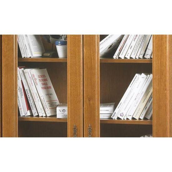 1 Grande Etagere Chene Beaux Meubles Pas Chers Etageres Bibliotheques Bureau Achat Vente Bibliotheque 1 Grande Etagere Chene Cdiscount