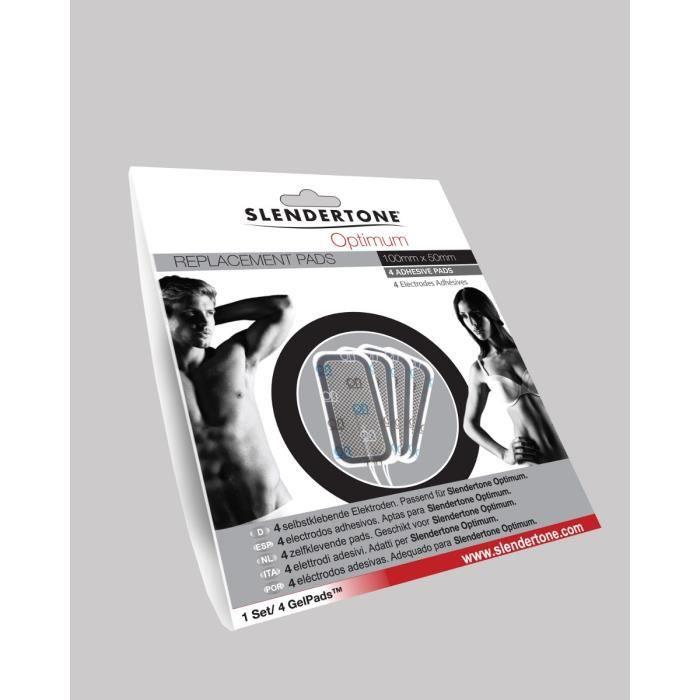 SLENDERTONE Electrodes OPTIMUM 5x10cm