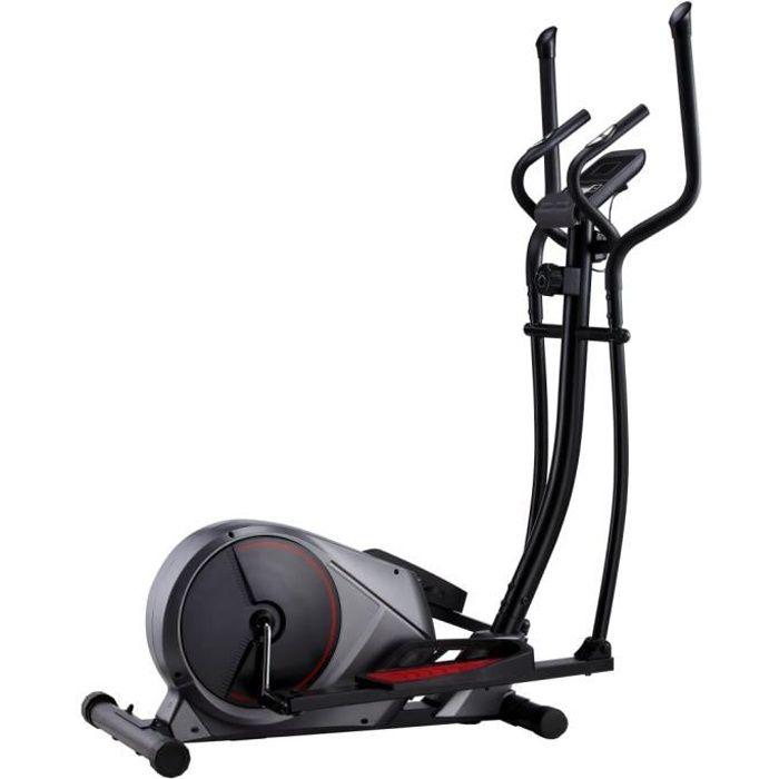 Vélo elliptique magnétique avec mesure du pouls HB91910 -ROE
