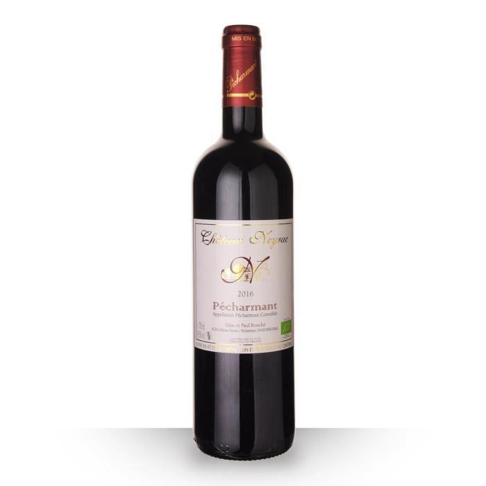 Château Neyrac 2016 AOC Pécharmant - 75cl - Vin Rouge