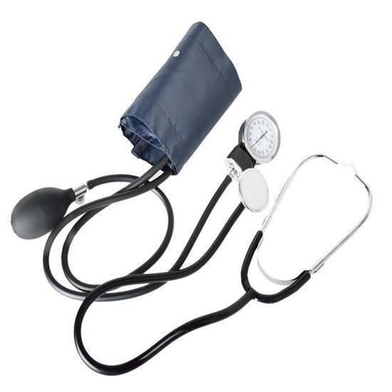Tensiomètre manuel avec brassard standard et stéthoscope ACCESSOIRES BEAUTE - BIEN-ETRE - PIECES BEAUTE - BIEN-ETRE