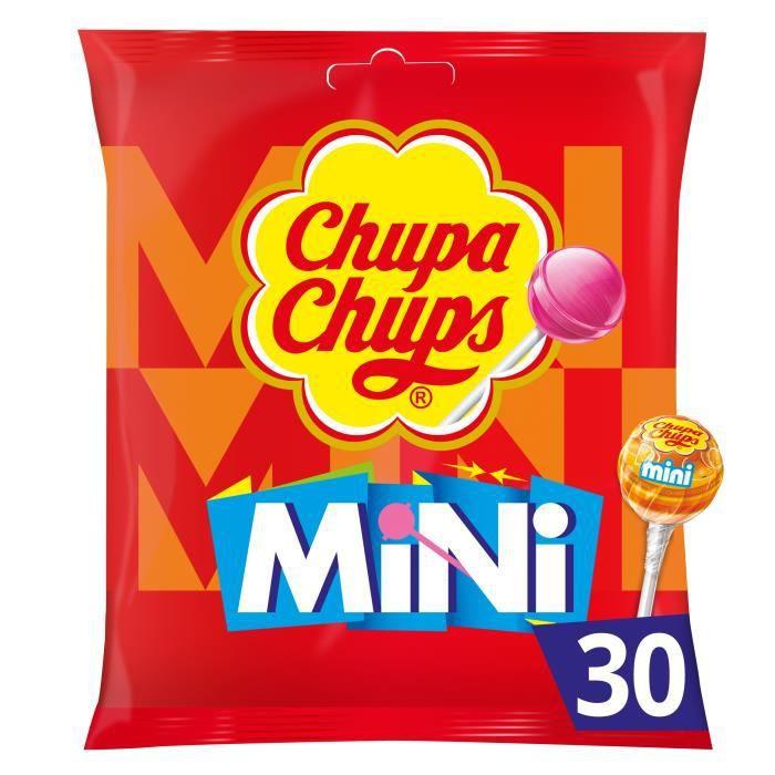 Assortiments de sucettes 30x Chupa Chups