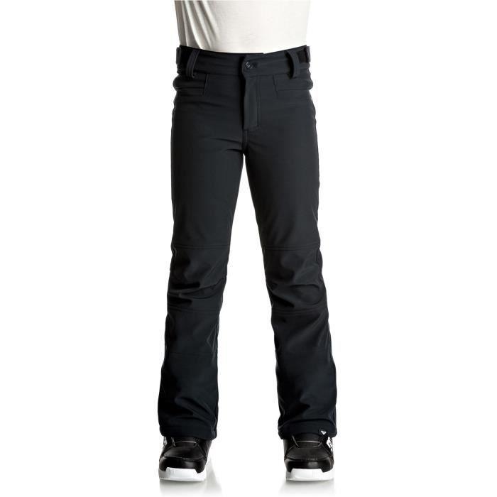Pantalon Snowboard Fille Roxy Creek True Noir