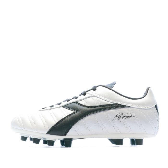 Chaussures de football argent homme Diadora Baggio 03 LT