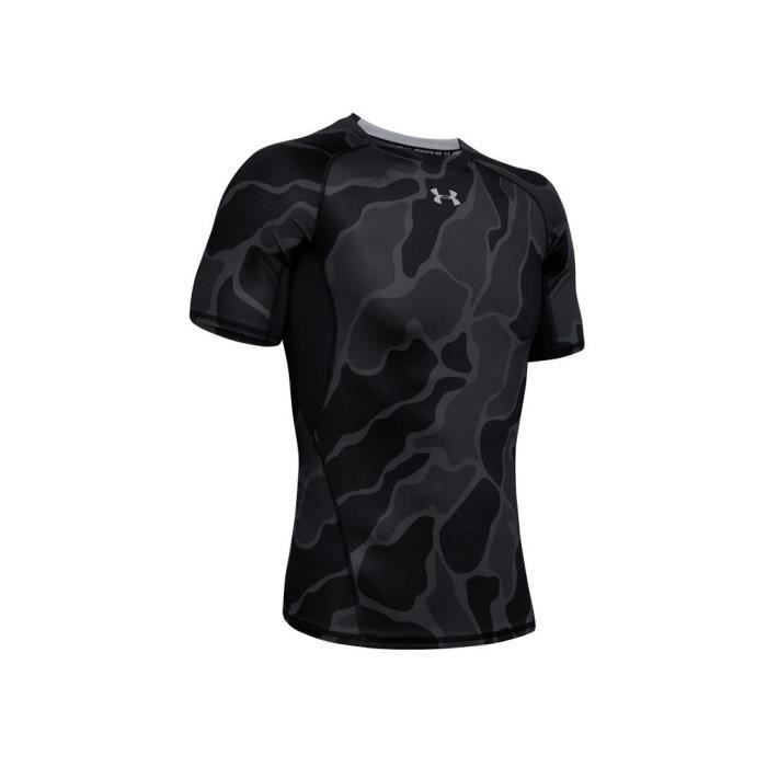 T-Shirt Under Armour Heatgear Print M