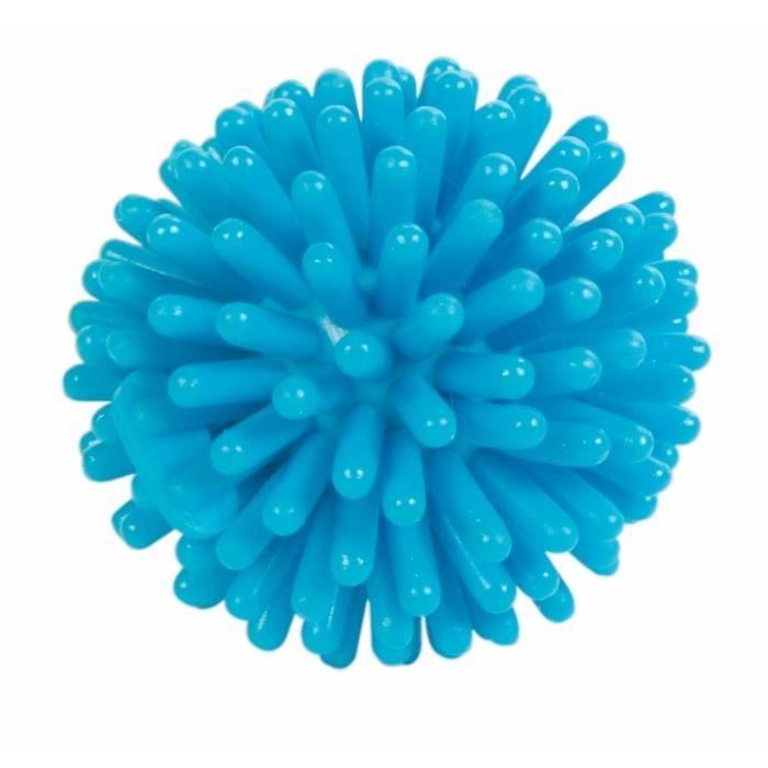 7 balles hérisson, vinyl, ø 3 cm - 4125 - balles hérisson, vinyl, ø 3 cm - 4125