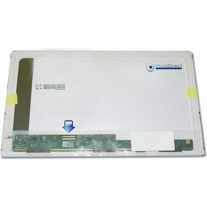 Dalle Ecran 15.6- LED pour Toshiba Satellite C660 C660D ordinateur portable