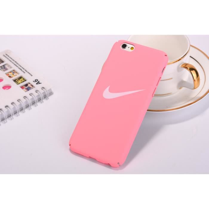 coque iphone 5s nike rose achat vente pas cher. Black Bedroom Furniture Sets. Home Design Ideas