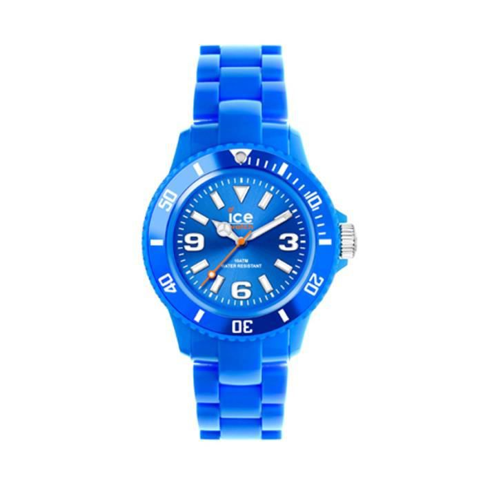 montre ice watch unisex bleu blt bleu tendance achat vente montre cdiscount. Black Bedroom Furniture Sets. Home Design Ideas