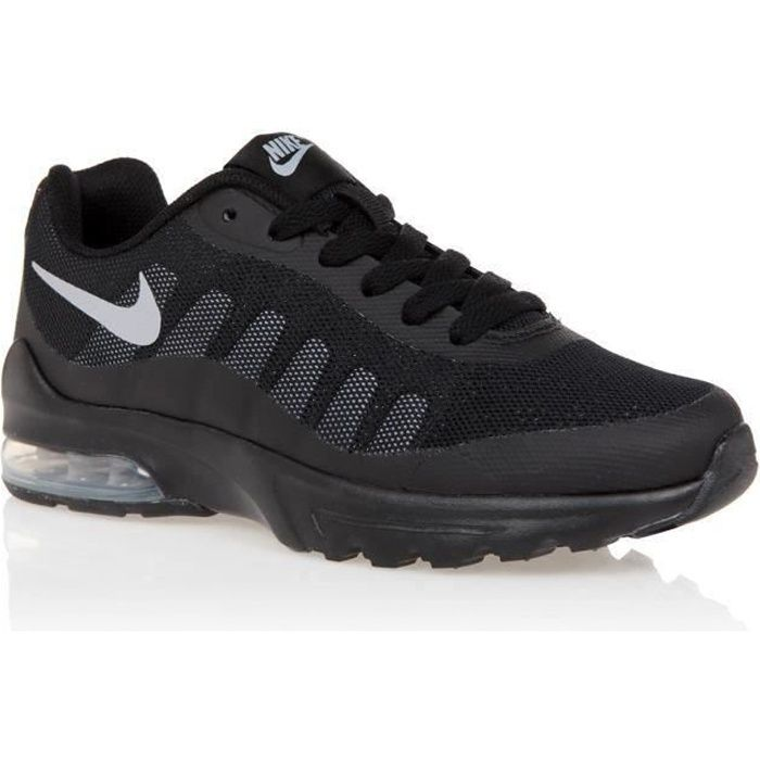 Nike Air Max Invigor (GS), Baskets Mixte Enfant, Noir (Black