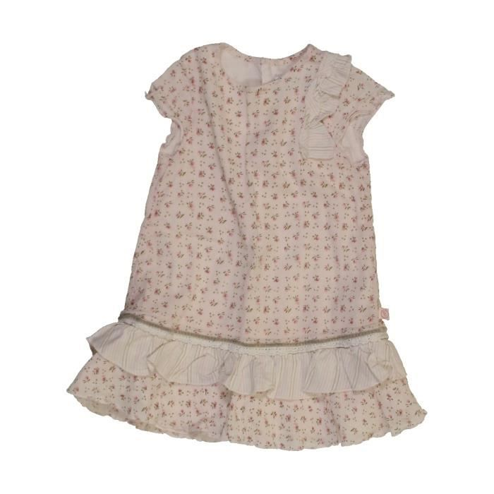 Jean Bourget Robe Fille