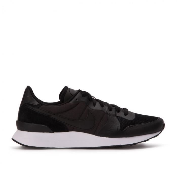 low priced 9d0b8 b0cd5 Basket Nike Internationalist LT17 - 872087-002 Noir Noir - Achat ...
