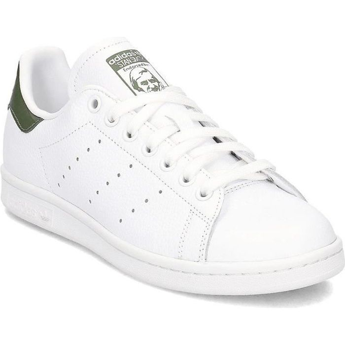 Baskets adidas Stan Smith femme Blanc - Achat / Vente basket ...