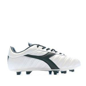 Royal//Blanc Diadora Maracanã L Homme Terre Ferme Soccer Crampons 713727 580