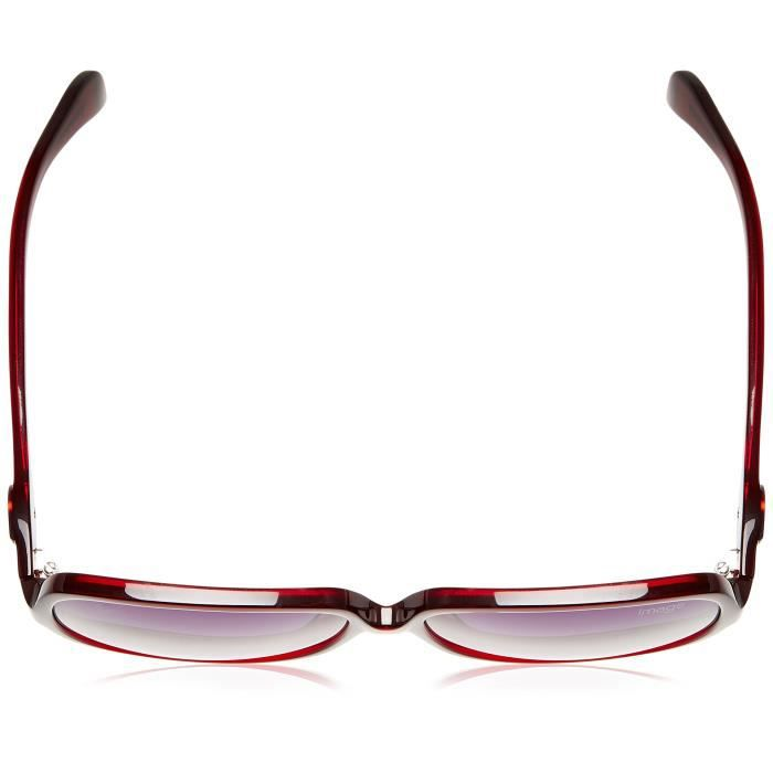 Image Oval Sunglasses (maroon) (ims286c4sg) NZ6VP