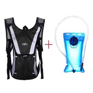 OUTILLAGE DE CAMPING Sac à dos de sac de vessie de l'eau + packs d'hydr