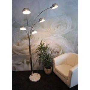 LAMPADAIRE Lampadaire de salon à 5 branches