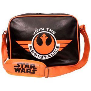 Star Wars The Force Réveille règle le Galaxy Messenger École Sac Bandoulière