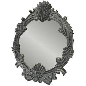 PSYCHE Style Ancien Miroir Psyché de Table Coiffeur 26x20