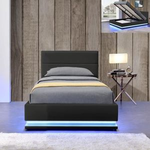 meuble de rangement tete de lit achat vente meuble de. Black Bedroom Furniture Sets. Home Design Ideas