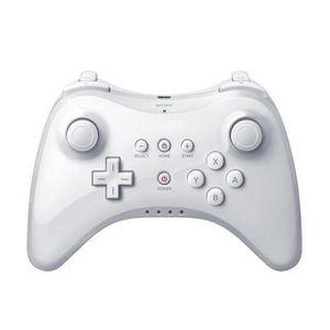 MANETTE JEUX VIDÉO Manette de Jeu Pro sans fil pour Wii U - Blanc - M