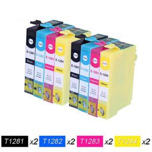 CARTOUCHE IMPRIMANTE Cartouche d'encre compatible pour Epson T1281 T128