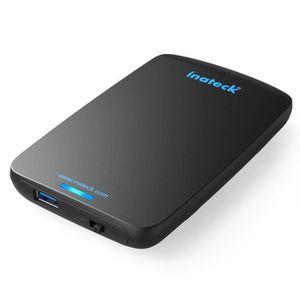 BOITIER POUR COMPOSANT [UASP optimisé pour SSD]Inateck USB 3.0 boîtier ex