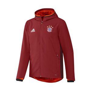 Veste Présentation Bayern Munich 201617 Rouge Prix pas