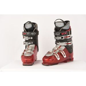 CHAUSSURES DE SKI Chaussure de ski occasion Dalbello NXR rouge-noir