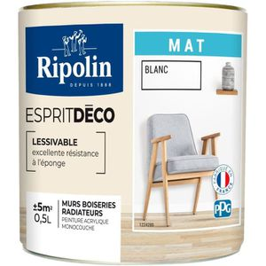 PEINTURE - VERNIS RIPOLIN Peinture murale toutes pièces, Ripolin - B