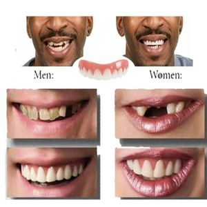 BIJOUX DENTS  Perfect smile veneers Silicone faux soins dentaire