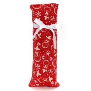 Chaussettes de noël rouge blanc argent noël papier cadeau 12 feuilles /& 12 étiquettes