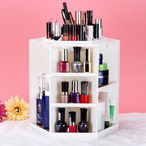 BOITE DE RANGEMENT Boîte de rangement Maquillage cosmétique Boîte à m