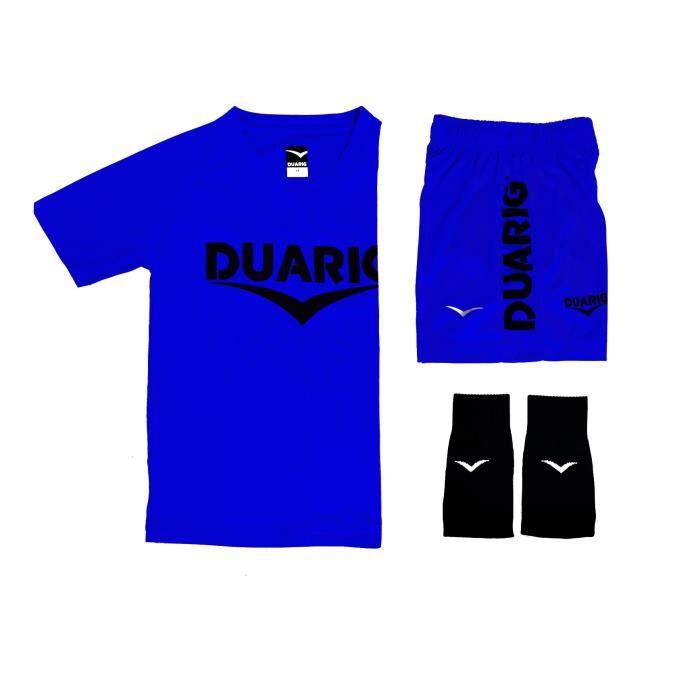 DUARIG Kit 12 ans Enfant garçon Bleu