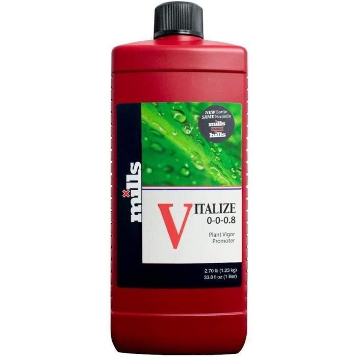 Nutriments et additifs pour culture hydroponique City Hydroponics Mills Vitalize Silica Foliar Booster 100 ML 238719