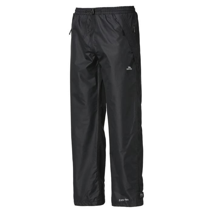 TRESPASS Pantalon de randonnée Tutula Trousers - Femme - Noir