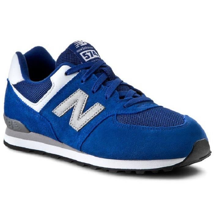 Basket New Balance Junior KL5742VG bleu