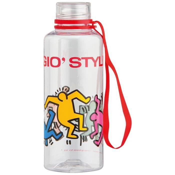 ORDINETT-GIO STYLE Gourde Keith Haring - 50 cl