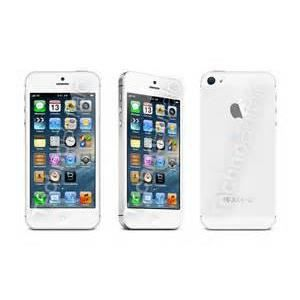 apple iphone 5 32go blanc achat smartphone pas cher. Black Bedroom Furniture Sets. Home Design Ideas