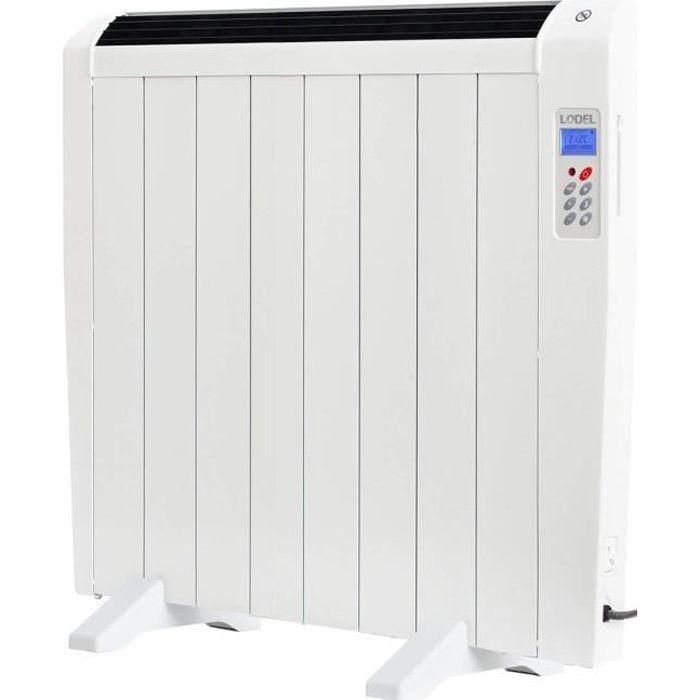 RADIATEUR ÉLECTRIQUE LODEL RA8 | Radiateur Electrique Programmable | 12