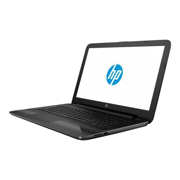 ORDINATEUR PORTABLE HP 250 G5 - Celeron N3060 - 1.6 GHz - Win 10 Famil