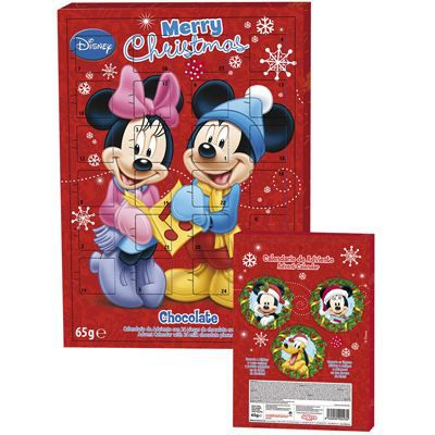 calendrier de l 39 avent mickey et minnie achat vente. Black Bedroom Furniture Sets. Home Design Ideas