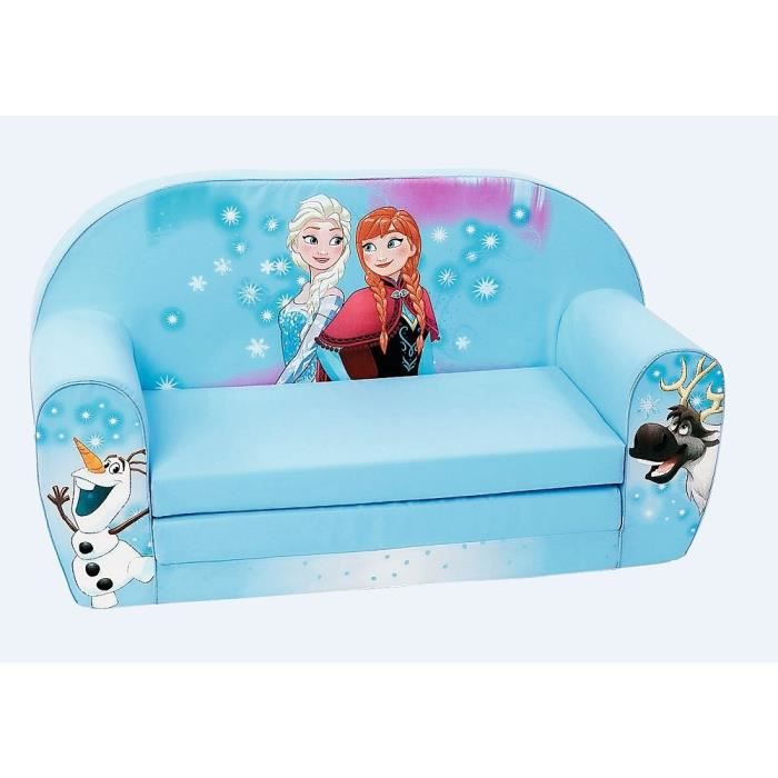 canap lit la reine des neiges frozen olaf achat vente. Black Bedroom Furniture Sets. Home Design Ideas