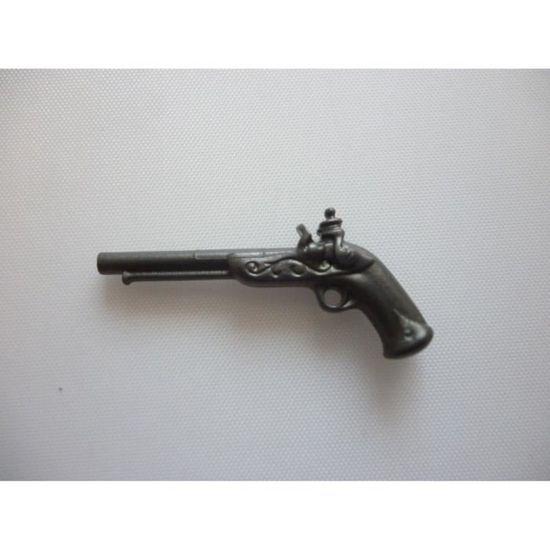playmobil fusil marron western chevalier lot de 2