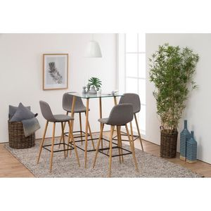 table carre 4 personnes achat vente table carre 4. Black Bedroom Furniture Sets. Home Design Ideas