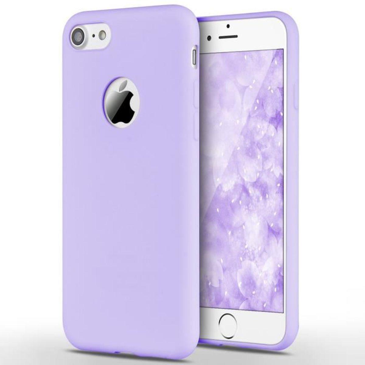 Coque/ Housse/ Etui en TPU pour Iphone 5/5S/SE - Couleurs pastel ...